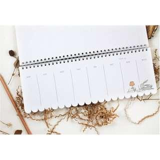 Weekly Planner by WhimsyWhimsical