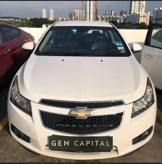 Chevrolet CRUZE (A) SEDAN PH READY