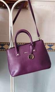 Furla Linda Small Two Ways Tote Bag