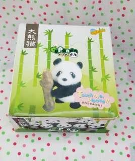 Panda 熊貓 食玩 玩具
