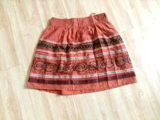 #onlinesale ZARA Trafaluc mini skirt