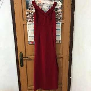 Majesty dress clowny
