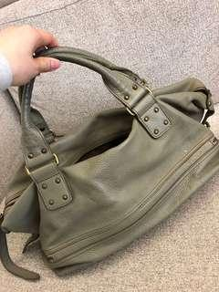 RABEANCO 真皮手袋 leather handbag