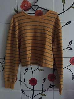 Sweater Crop Pull & Bear
