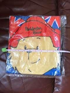 「清貨價」全新Paddington Bear 手挽袋