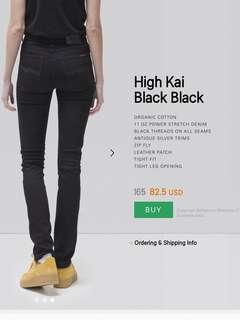 Nudie Jeans BNWT