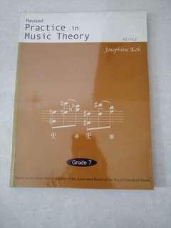 🚚 Grade 7 theory book