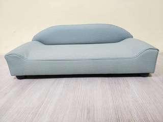Mini leather sofa for pet