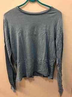 Cotton on long sleeve T-shirt
