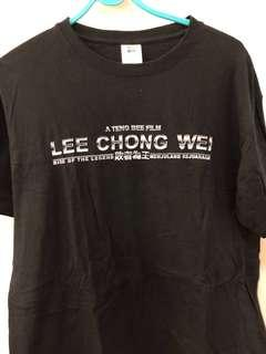 Lee Chong Wei movie tshirt