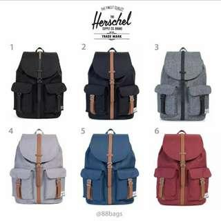 AUTHENTIC CHEAPEST  Herschel Dawson Backpack 9857645da968c