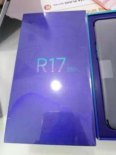 Brand new oppo r17 Pro 128gb
