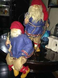 Gnome/Santa Home decor