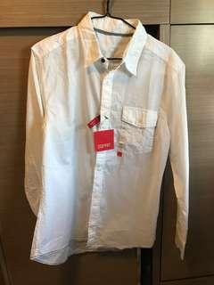 Esprit Shirt 100%new Slim fit M