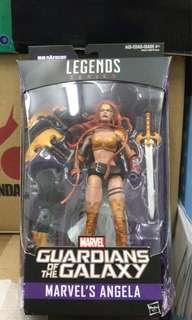 Marvel legends 銀河守護隊 guardians of the galaxy Marvels ANGELA 6.5吋 action figure