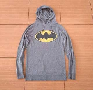 Batman Logo Hoodie ( Ladies )