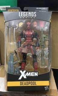 原裝孩之寶正版 非淘寶散貨 Marvel legends DEADPOOL 死侍 6.5吋 action figure