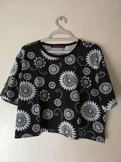 Kirin kirin floral shirt