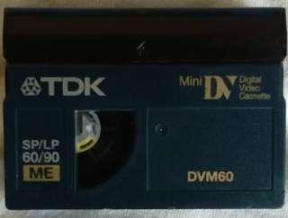 TDK DVM60