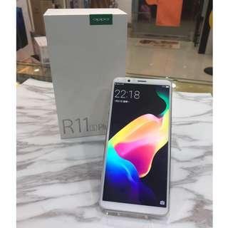 九成新 中古機 二手機 OPPO R11S PIUS R11S+ 金 線上分期 免卡分期 萊分期