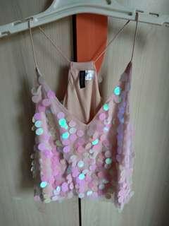 #onlinesale HNM mermaid top