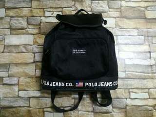 Original polo jeans sport bagpack bag