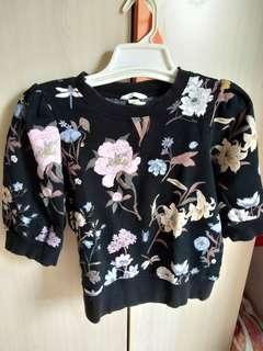 #onlinesale H&M black roses