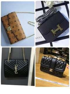 Clearance YSL/MCM/Chanel/Hermes Bag