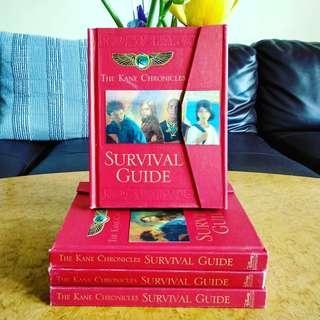 Kane Chronicles Survival Guide