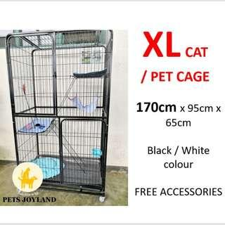 Large XL Cat Cage