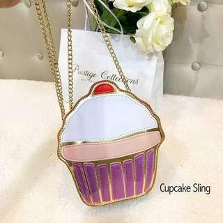 Cute Korean cupcake bag