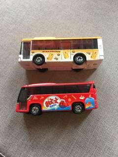 Tomica 巴士
