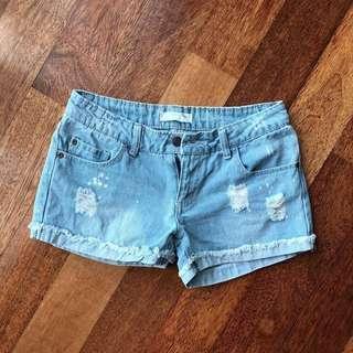 BNWOT: 2.1 Denim Shorts #CNY888