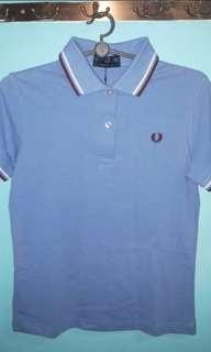 Fred Perry Blue/ West Ham Colourway