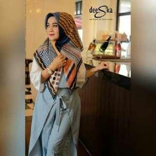 deeska voal scarves