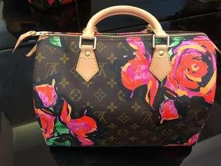 Louis Vuitton rare limited edition speedy 30
