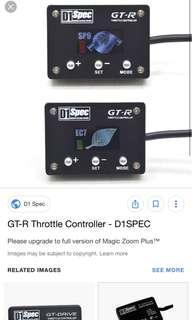 D1 Spec Throttle controller