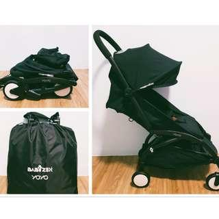 [For rent] Babyzen Yoyo+ 6+ stroller. Photos of items are in original conditions and without filter!