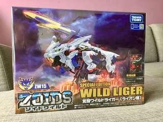 🇯🇵🇯🇵🇯🇵Zoids Wild Liger Special Edition🔥🔥🔥