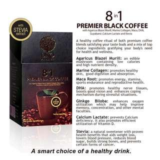 8IN1 COFFEE WITH STEVIA