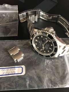 Spare bracelet links for sales