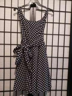 Polka Dot Dress S/M Size