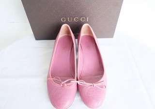Authentic preloved gucci shoes