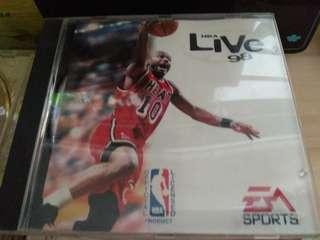 PS3 Game Kive 98 NBA