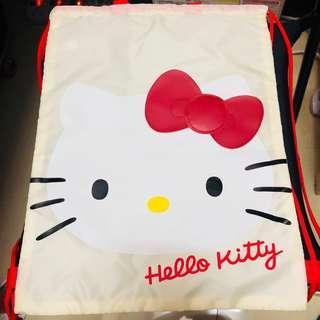 Hello kitty bag lucky draw