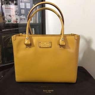 Preloved authentic Kate Spade Wellesley Quinn bag