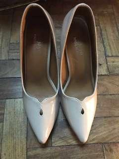 Nude - Stilettoes(Korean Shoes)