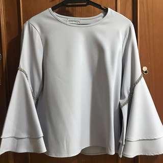 Aina Hariz blouse