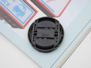 55mm Lens Cap [Brand New]