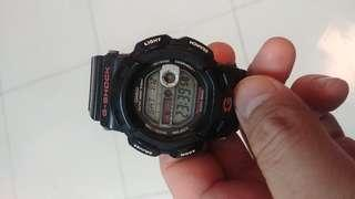 Casio G shock gulfman made in Thailand